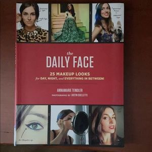 Brand new The Daily Face by AnnaMaria Tendler